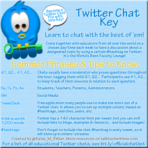 twitter chat 5